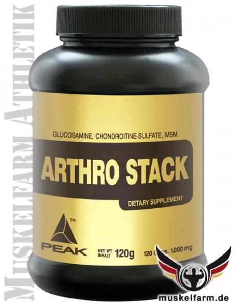 Peak Arthro Stack