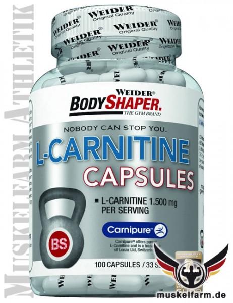 Weider L-Carnitin Kapseln