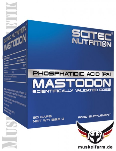 Scitec Nutrition Mastodon