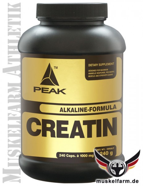 Peak Alkalyn Creatin