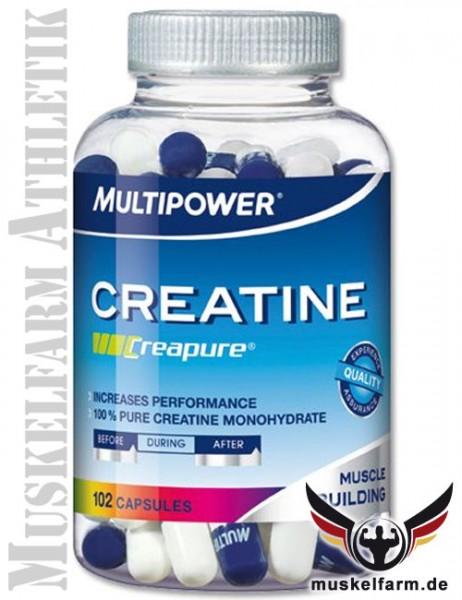 Multipower Creatine Caps