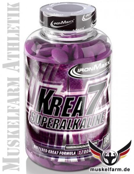 IronMaxx Krea7 Superalkaline