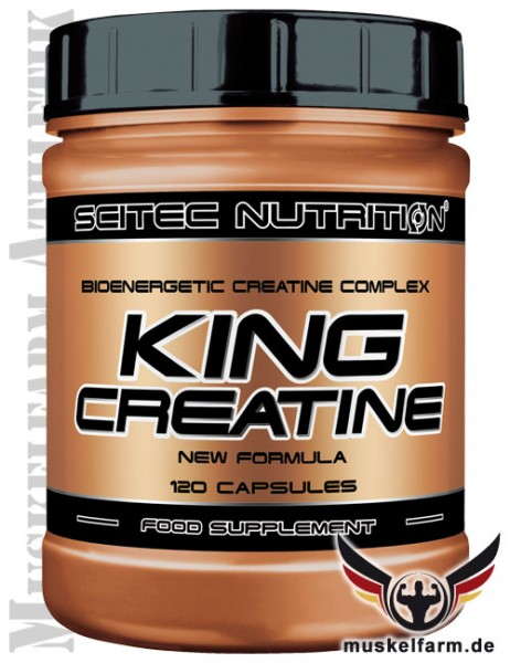 Scitec Nutrition King Creatin
