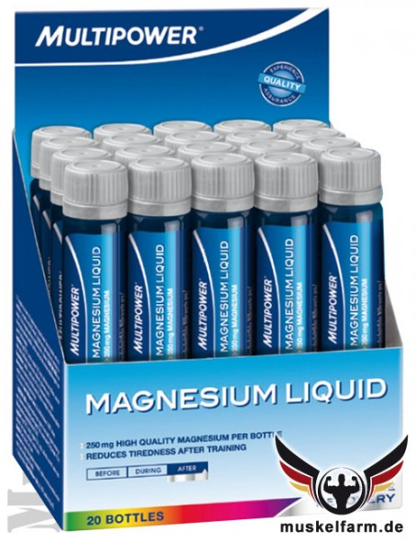 Multipower Magnesium Liquid