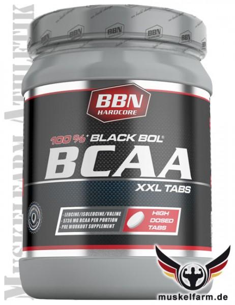 BBN Hardcore BCAA Black Bol XXL Tabs