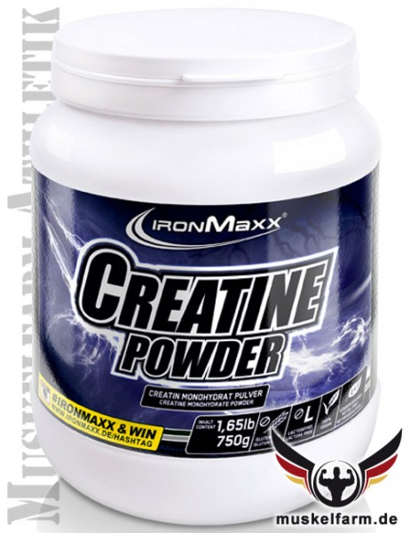 IronMaxx Creatin Powder