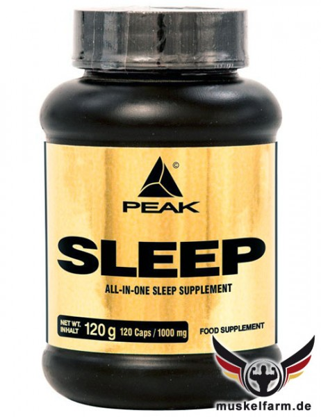 Peak Sleep