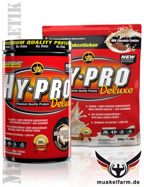 All Stars Hy-Pro Protein Deluxe
