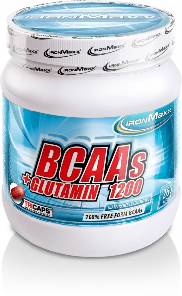 Ironmaxx BCAAs + Glutamin