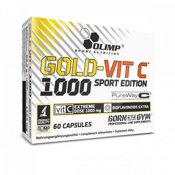 Olimp Gold-Vita C 1000 Sport Edition