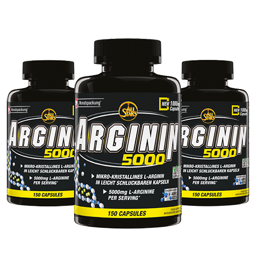 All Stars Arginin 5000
