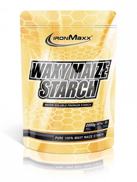 IronMaxx Waxy Maize Starch Wachsmaisstärke