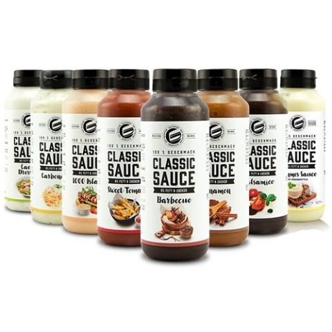 Got7 Salat Saucen