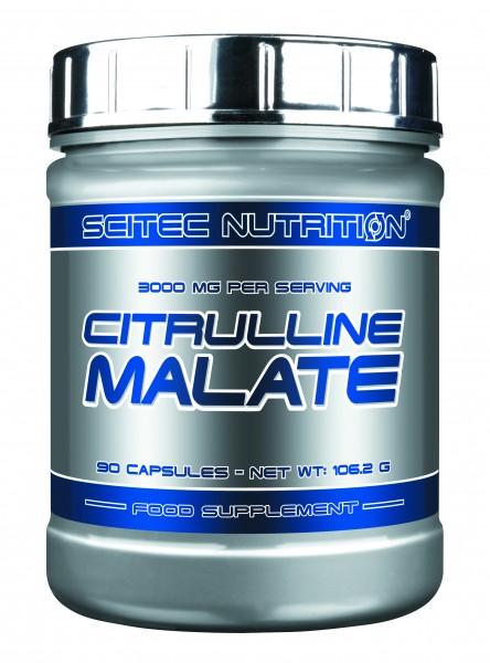 Scitec Nutrition Citrulline Malate, 90 Kapseln Dose