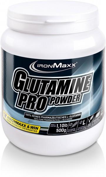 Ironmaxx Glutamin Pro