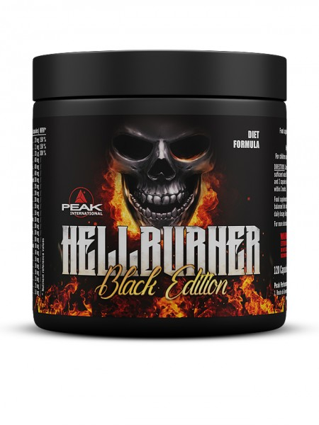 Peak Performance Hellburner - Black Edition