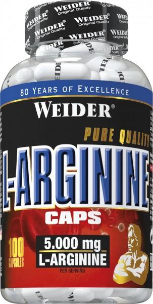 Weider L-Arginin Caps