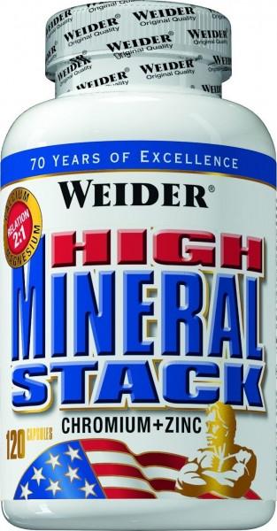 Weider Mineral Stack