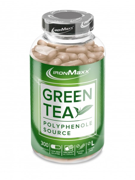 Ironmaxx Green Tea