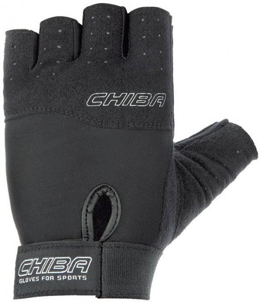 Chiba Power Handschuh, schwarz,