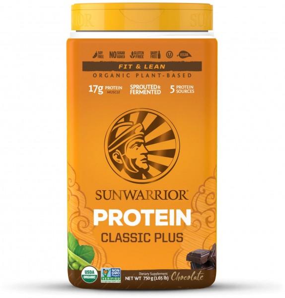 Sunwarrior Classic Plus Protein, 750 g Dose