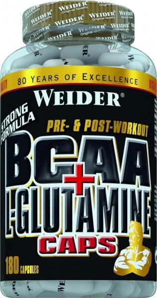 Weider Bcaa+Glutamin