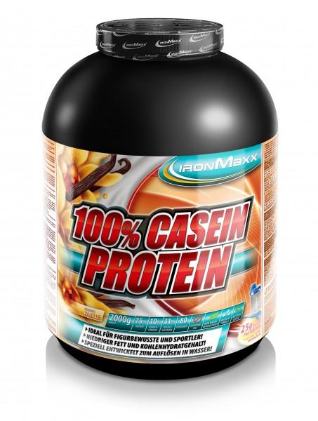 IronMaxx 100% Casein Protein