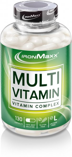 Ironmaxx Multi Vitamin