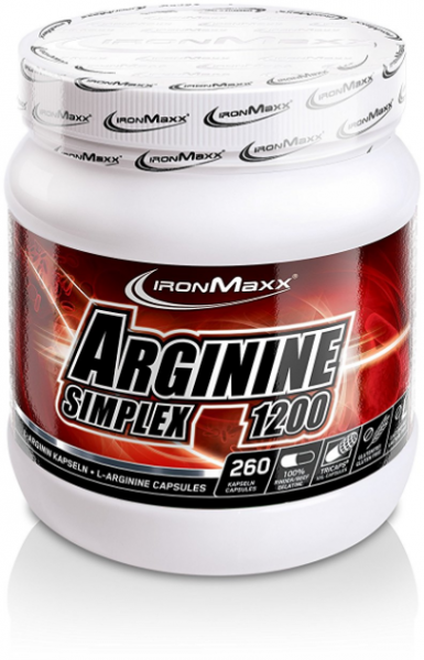Ironmaxx Arginin Simplex 1200