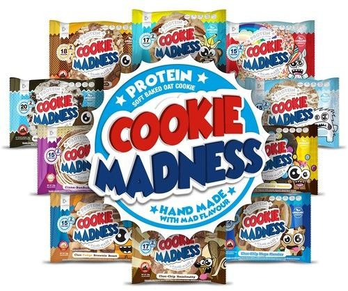 Madness Protein Cookies