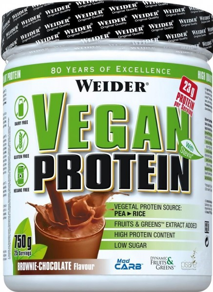 Joe Weider Vegan Protein