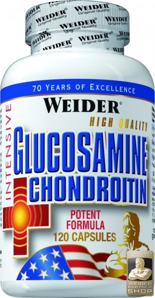 Weider Glucosamine & Chondroitin + MSM