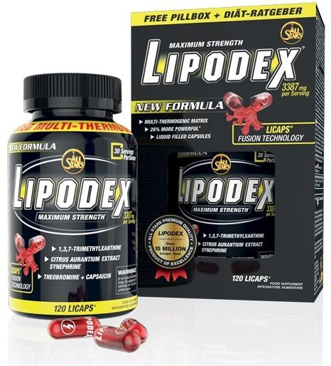 All Stars Lipodex