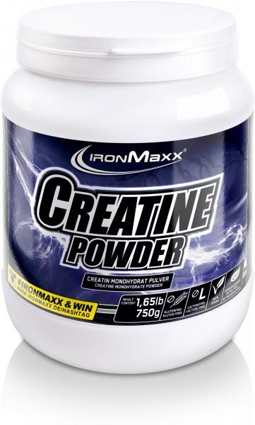 Ironmaxx Creatin Powder