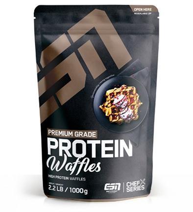 ESN Protein Waffles, 1000 g Beutel